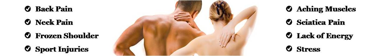 Weybridge Mobile Massage